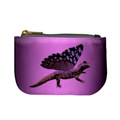 Flutter Dragon Pink Mini Coin Purses
