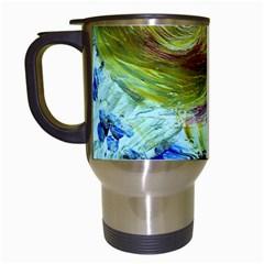 June Gloom 6 Travel Mugs (white) by bestdesignintheworld
