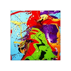Untitled Island 5 Acrylic Tangram Puzzle (4  X 4 ) by bestdesignintheworld