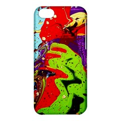 Untitled Island 5 Apple Iphone 5c Hardshell Case by bestdesignintheworld