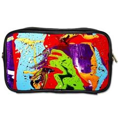 Untitled Island 5 Toiletries Bags 2 Side by bestdesignintheworld