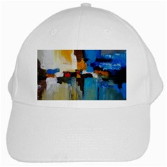 Abstract White Cap by consciouslyliving