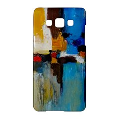Abstract Samsung Galaxy A5 Hardshell Case  by consciouslyliving