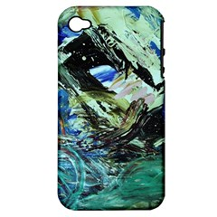 June Gloom 5 Apple Iphone 4/4s Hardshell Case (pc+silicone) by bestdesignintheworld