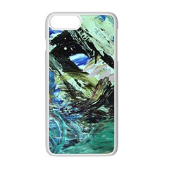 June Gloom 5 Apple Iphone 8 Plus Seamless Case (white) by bestdesignintheworld
