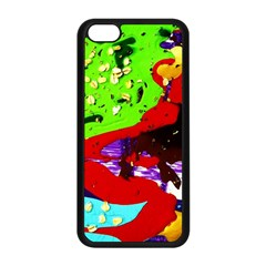 Untitled Island 4 Apple Iphone 5c Seamless Case (black) by bestdesignintheworld