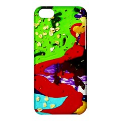 Untitled Island 4 Apple Iphone 5c Hardshell Case by bestdesignintheworld