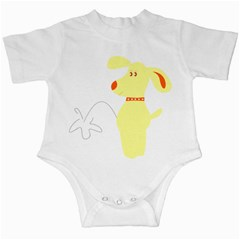 Mutt Dog Animal Domestic Vector Infant Creepers