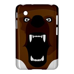 Bear Brown Set Paw Isolated Icon Samsung Galaxy Tab 2 (7 ) P3100 Hardshell Case