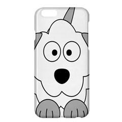 Animal Cartoon Colour Dog Apple Iphone 6 Plus/6s Plus Hardshell Case