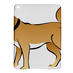 Dog Brown Pet Animal Tail Eskimo Ipad Air 2 Hardshell Cases