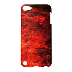 Reflections At Night Apple Ipod Touch 5 Hardshell Case by CrypticFragmentsColors