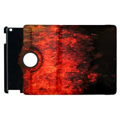 Reflections At Night Apple Ipad 2 Flip 360 Case by CrypticFragmentsColors