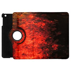 Reflections At Night Apple Ipad Mini Flip 360 Case by CrypticFragmentsColors