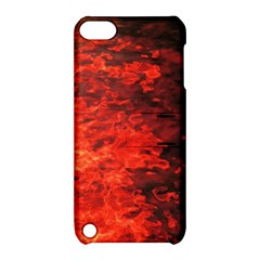 Reflections At Night Apple Ipod Touch 5 Hardshell Case With Stand by CrypticFragmentsColors