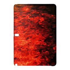 Reflections At Night Samsung Galaxy Tab Pro 12 2 Hardshell Case by CrypticFragmentsColors