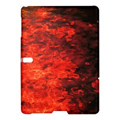 Reflections At Night Samsung Galaxy Tab S (10 5 ) Hardshell Case  by CrypticFragmentsColors