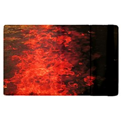 Reflections At Night Apple Ipad Pro 9 7   Flip Case by CrypticFragmentsColors
