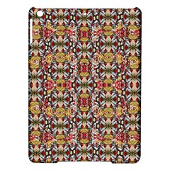 Rose Buds And Floral Decorative Ipad Air Hardshell Cases by pepitasart
