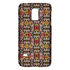 Rose Buds And Floral Decorative Galaxy S5 Mini by pepitasart