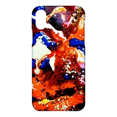 Smashed Butterfly 1 Apple Iphone X Hardshell Case