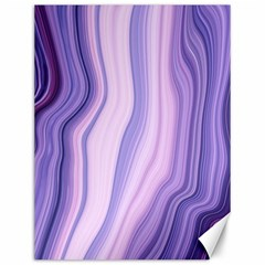Marbled Ultra Violet Canvas 12  X 16   by 8fugoso