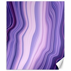 Marbled Ultra Violet Canvas 20  X 24   by 8fugoso