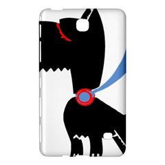 Dog Scottish Terrier Scottie Samsung Galaxy Tab 4 (8 ) Hardshell Case  by Nexatart