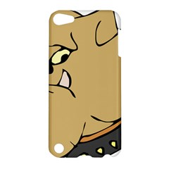 Bulldog Dog Head Canine Pet Apple Ipod Touch 5 Hardshell Case
