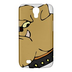 Bulldog Dog Head Canine Pet Samsung Galaxy Mega 6 3  I9200 Hardshell Case