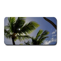 Palm Trees Tropical Beach Scenes Coastal   Medium Bar Mats