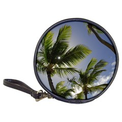 Palm Trees Tropical Beach Scenes Coastal   Classic 20 Cd Wallets