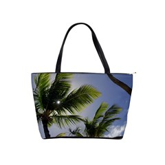 Palm Trees Tropical Beach Scenes Coastal   Shoulder Handbags