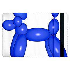 Poodle Dog Balloon Animal Clown Ipad Air Flip