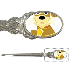 Dog Doggie Bone Dog Collar Cub Letter Openers