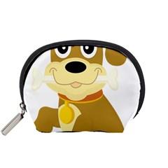 Dog Doggie Bone Dog Collar Cub Accessory Pouches (small)