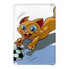 Cat Ball Play Funny Game Playing Samsung Galaxy Tab Pro 10 1 Hardshell Case