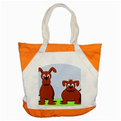 Animals Dogs Mutts Dog Pets Accent Tote Bag