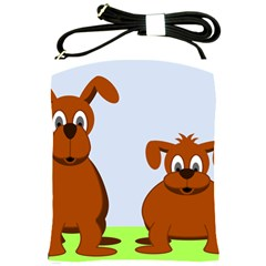 Animals Dogs Mutts Dog Pets Shoulder Sling Bags