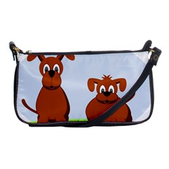 Animals Dogs Mutts Dog Pets Shoulder Clutch Bags