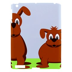 Animals Dogs Mutts Dog Pets Apple Ipad 3/4 Hardshell Case