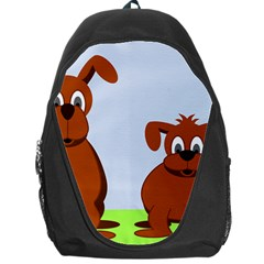 Animals Dogs Mutts Dog Pets Backpack Bag