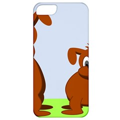 Animals Dogs Mutts Dog Pets Apple Iphone 5 Classic Hardshell Case