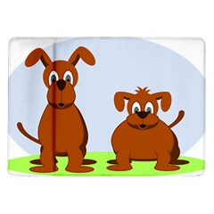 Animals Dogs Mutts Dog Pets Samsung Galaxy Tab 10 1  P7500 Flip Case
