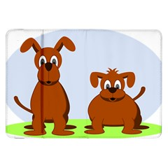 Animals Dogs Mutts Dog Pets Samsung Galaxy Tab 8 9  P7300 Flip Case
