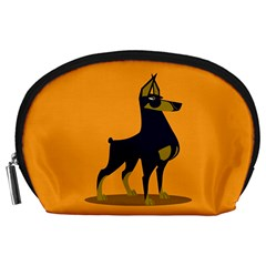Illustration Silhouette Art Mammals Accessory Pouches (large)