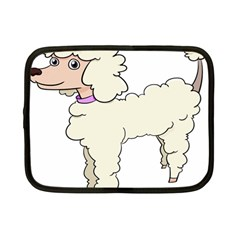 Poodle Dog Breed Cute Adorable Netbook Case (small)