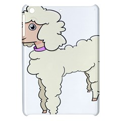 Poodle Dog Breed Cute Adorable Apple Ipad Mini Hardshell Case