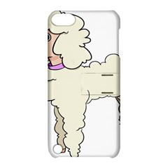 Poodle Dog Breed Cute Adorable Apple Ipod Touch 5 Hardshell Case With Stand