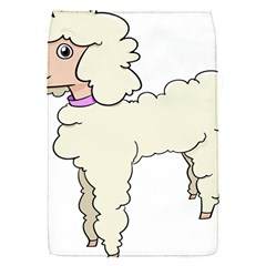 Poodle Dog Breed Cute Adorable Flap Covers (s)